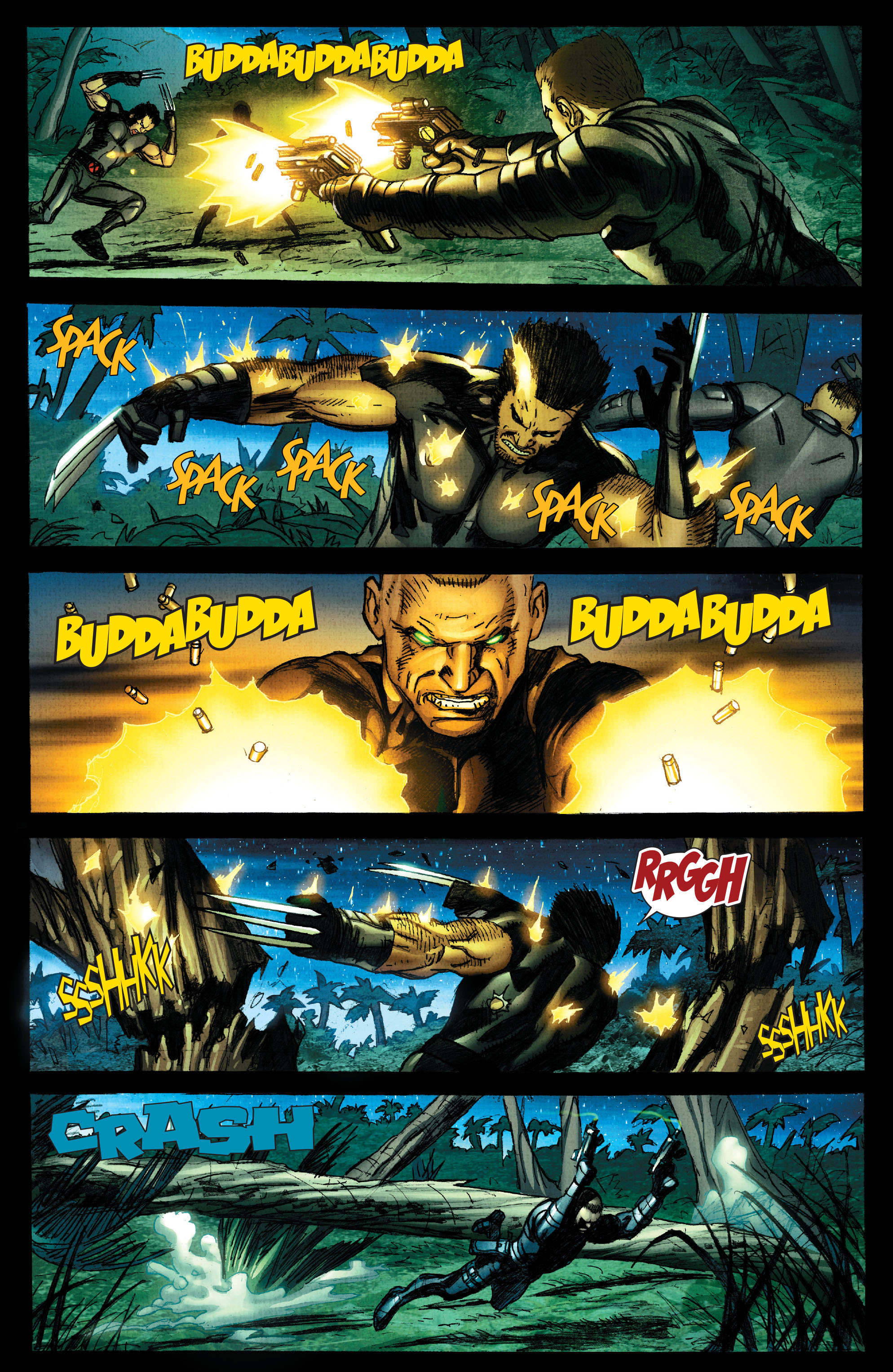 Read online Wolverine: Weapon X comic -  Issue #2 - 15