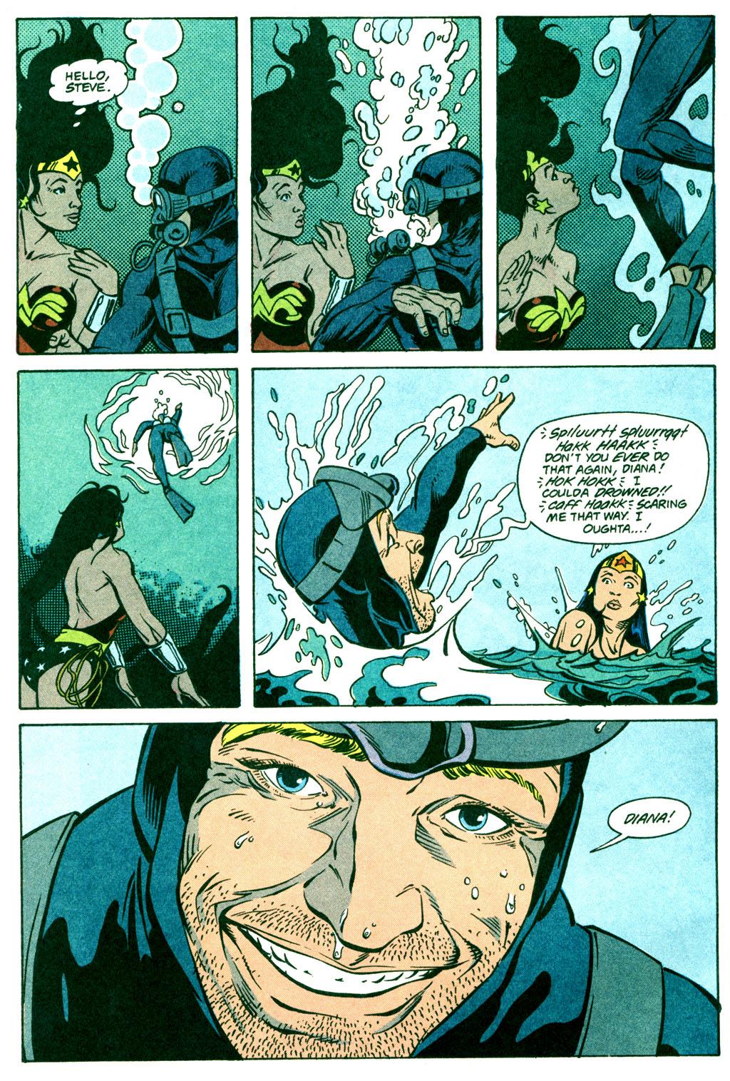 Read online Wonder Woman (1987) comic -  Issue #73 - 6