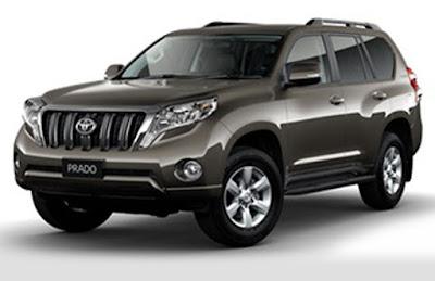 Toyota Land Cruiser Prado hd images