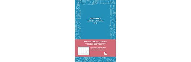 Agenda literaria Austral 2018