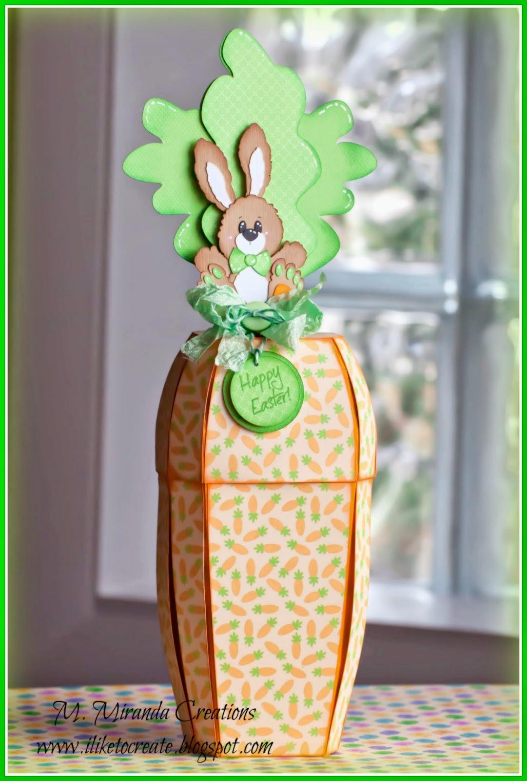 Carrot Box Tutorial - myscrapchick