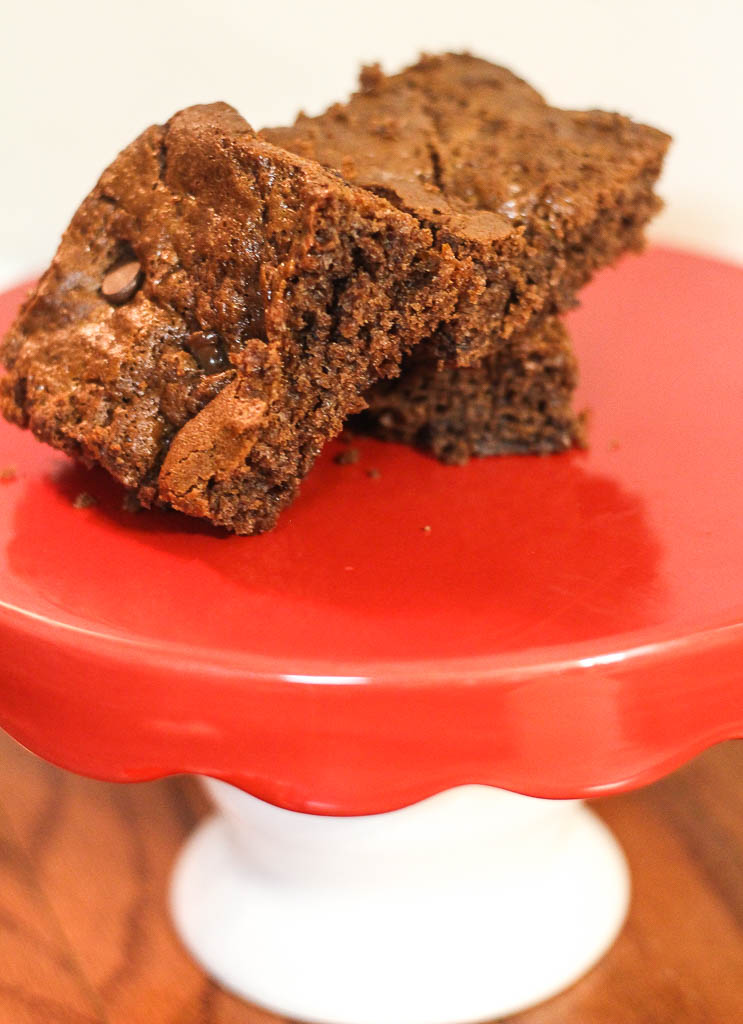 Brown Butter and Caramel Brownies