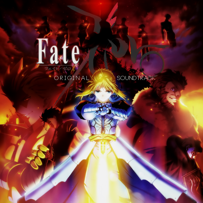 Fate Zero 1 y 2 25/25 [Sub Español] [Mega]