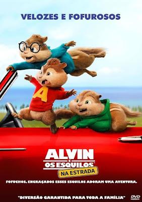 Alvin e os Esquilos Na Estrada