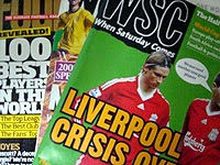 World Soccer News 10 May 2008.