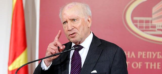 UN confirms new round of name talks in Vienna