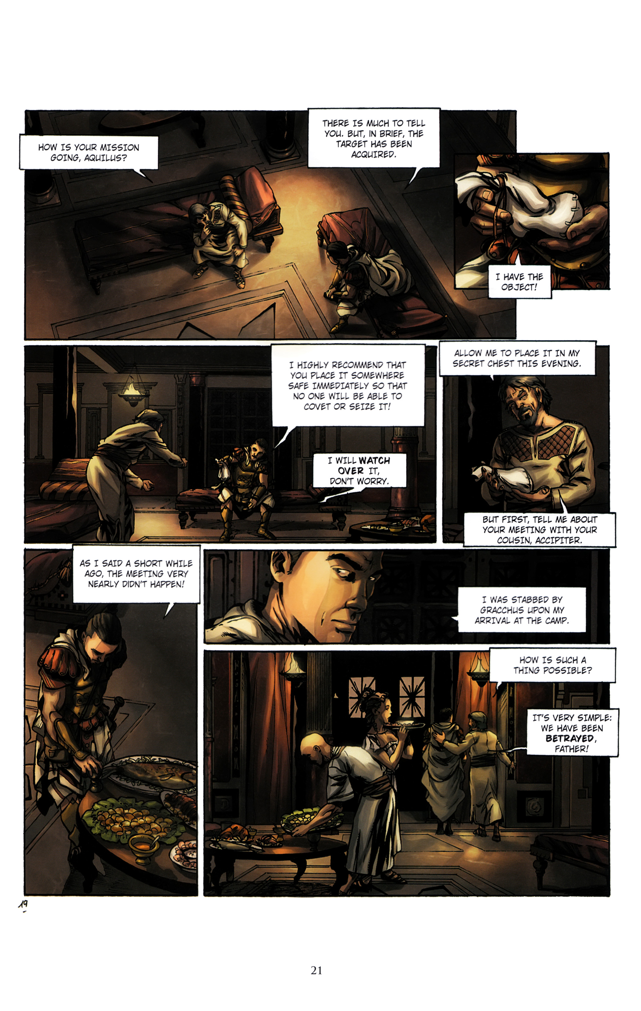 Read online Assassin's Creed (2012) comic -  Issue #2 - 25