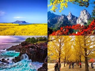 Paket Tour Halal Wisata Korea 2017