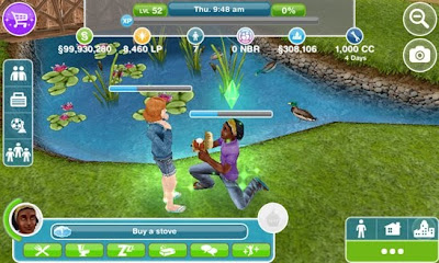 The Sims FreePlay for Windows Phone