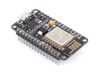 Connecting NodeMcu to a network using Micro Python