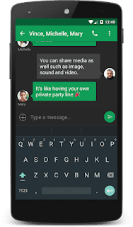 chomp SMS Pro 8.2 Paid APK is Here!