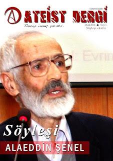 Ateist Dergi 1. Sayı Ek Ocak 2014