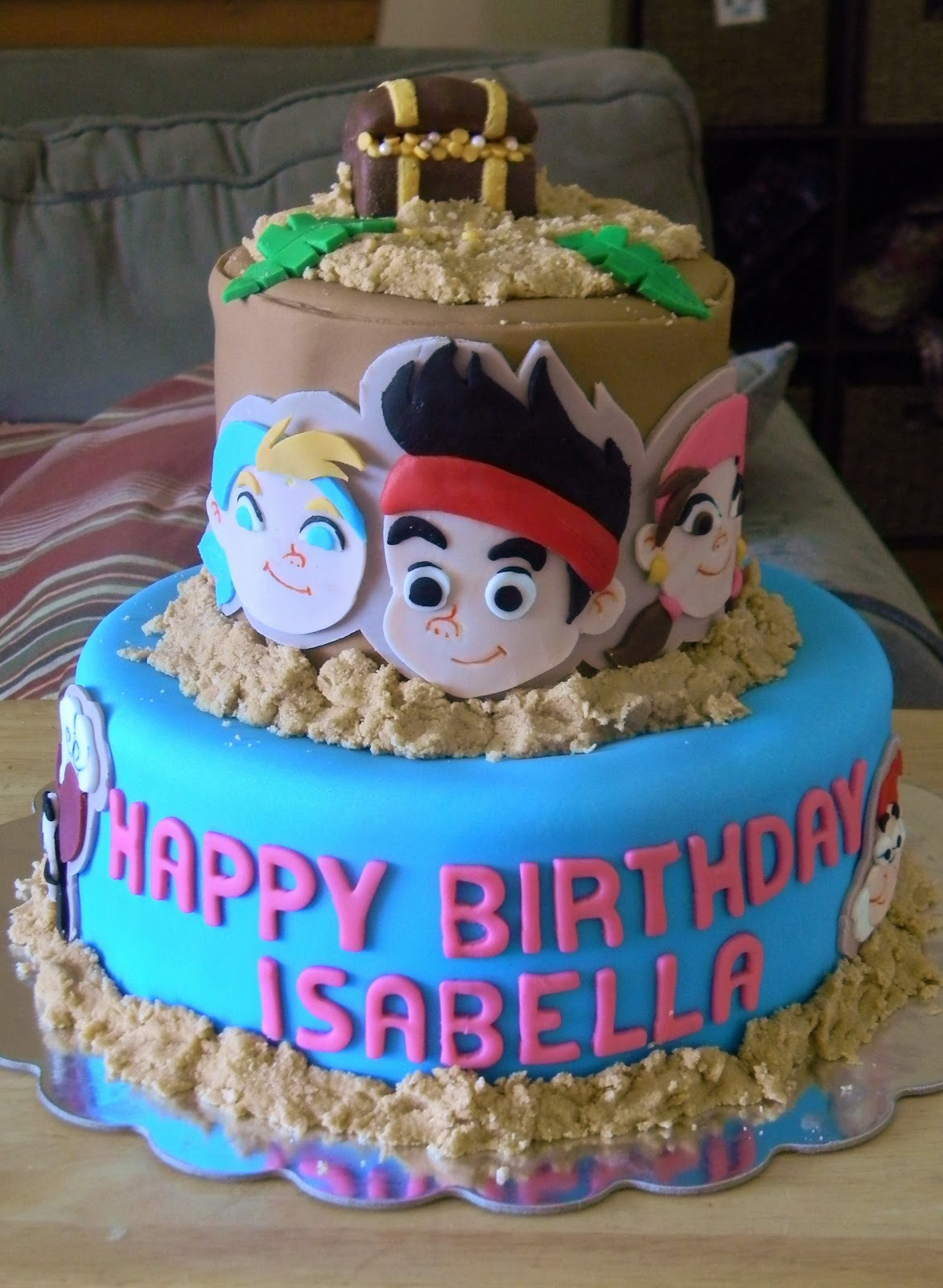 jake and the neverland pirates cake sweet treats by bonnie jake and the neverland cake 5217
