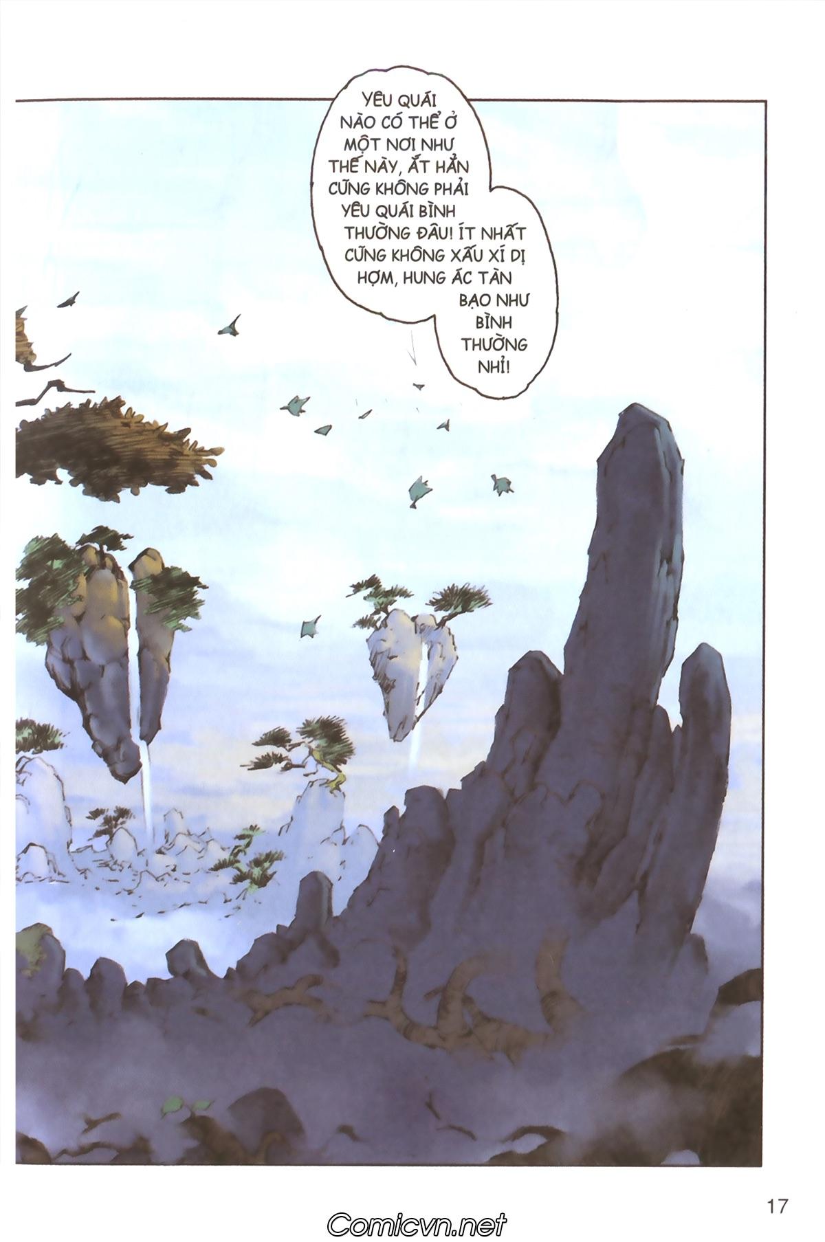 Tây Du Ký màu - Chapter 114 - Pic 15