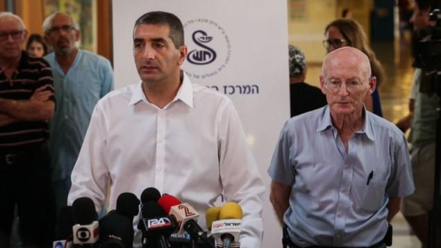 Peres ha mostrando 'mejora real' dos días después del ACV