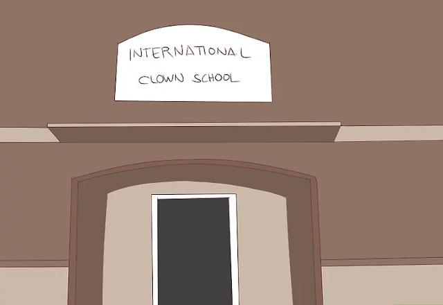 trường đào tạo chú hề