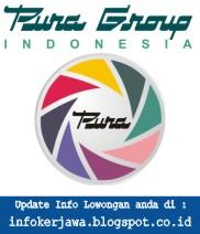 Lowongan Kerja PT Pura Group Indonesia