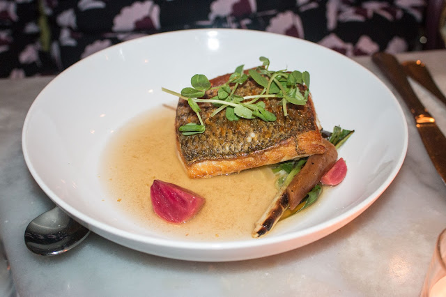 Pumpkin BYO - Wild Striped Bass