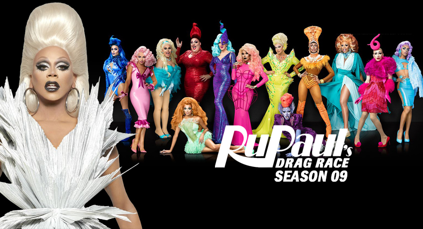 LEO KLEIN - SHANTAY, YOU STAY! SASHAY AWAY! A 9ª TEMPORADA DE RUPAUL'S DRAG RACE ESTÁ CHEGANDO