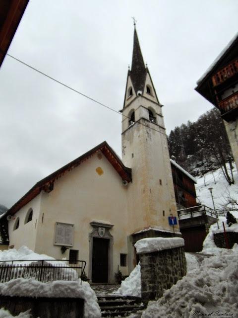 Fornesighe, chiesa di San Vito Martire