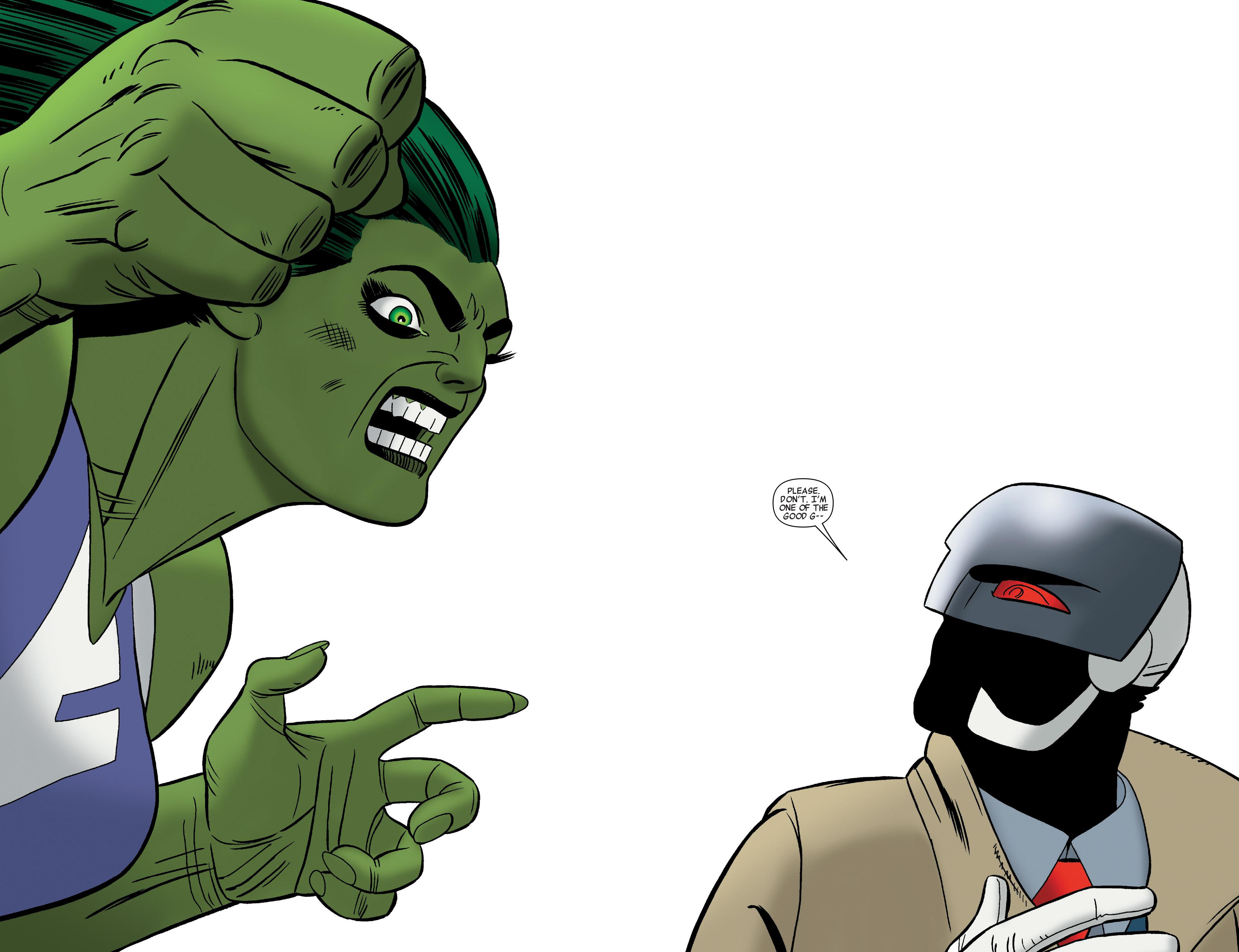 Read online She-Hulk (2014) comic -  Issue #12 - 17
