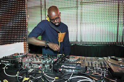 DJ Black Coffee Awards