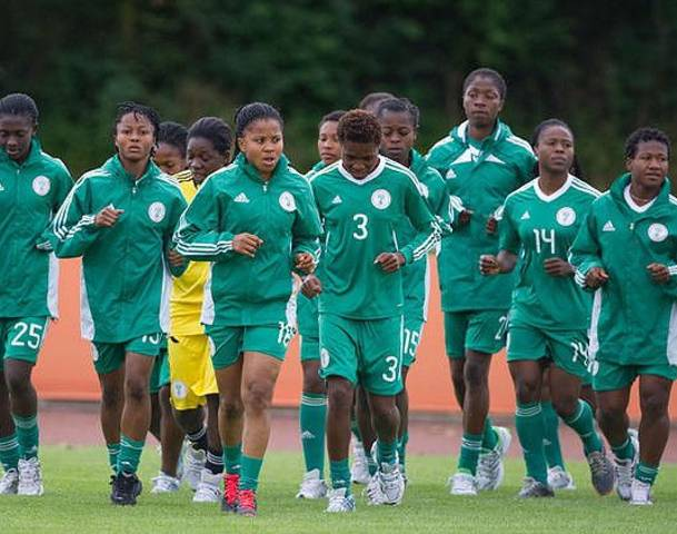 Nigerian Women National Team