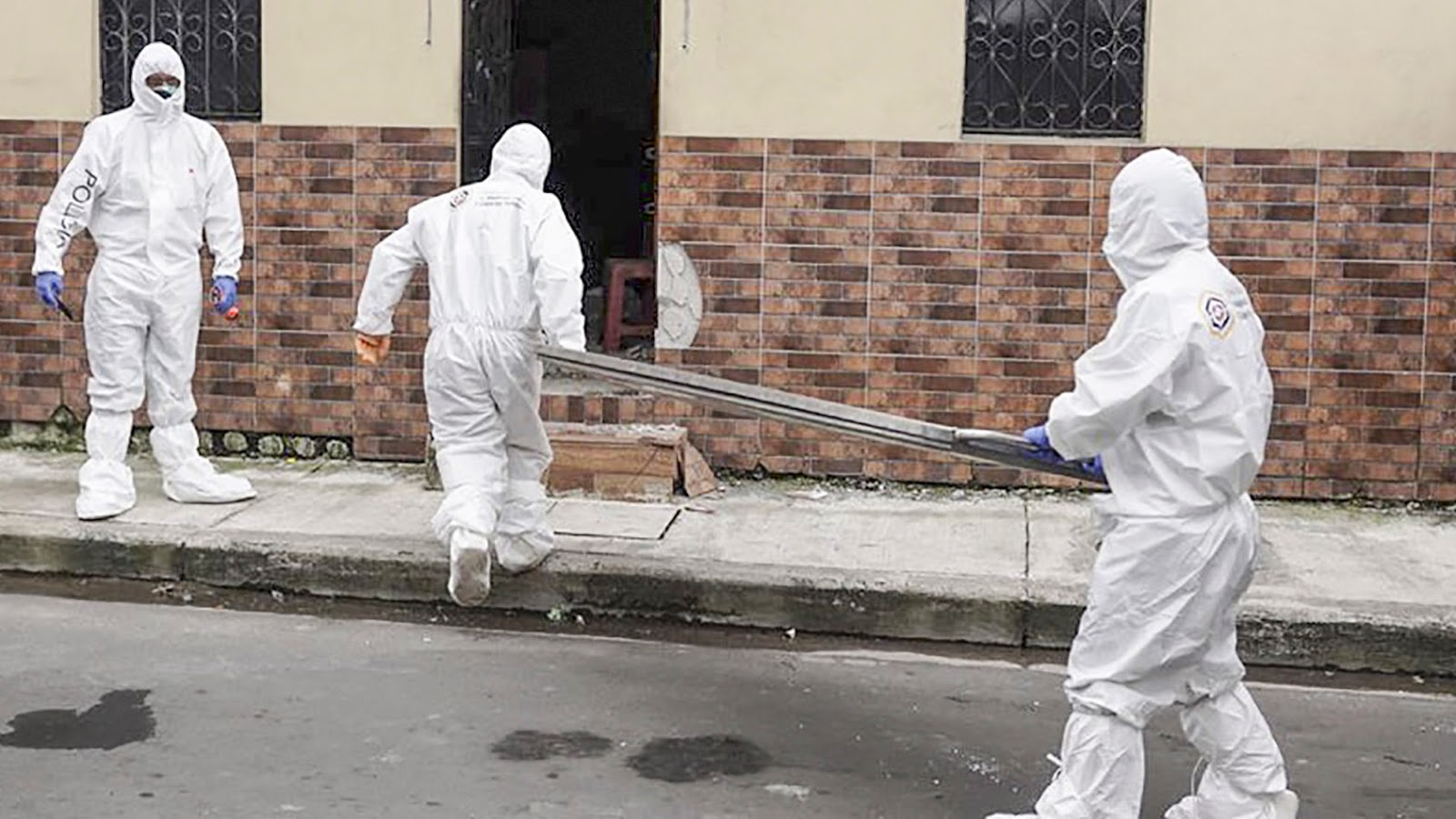 Se contagiará coronavirus el 60% de los ecuatorianos, dijo el ministro de Salud