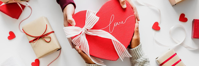 Special gift for Valentine's Day