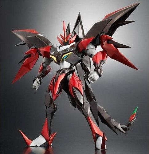 Tumacher Gunpla Inochi Armor Plus Tekkaman Blade Gloss Amp Tekkaman Blaster Evil