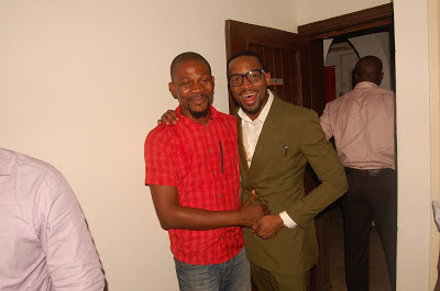 Entertainment+Editor+City+Afolabi+Oyekoya+and+d'banj+People+an