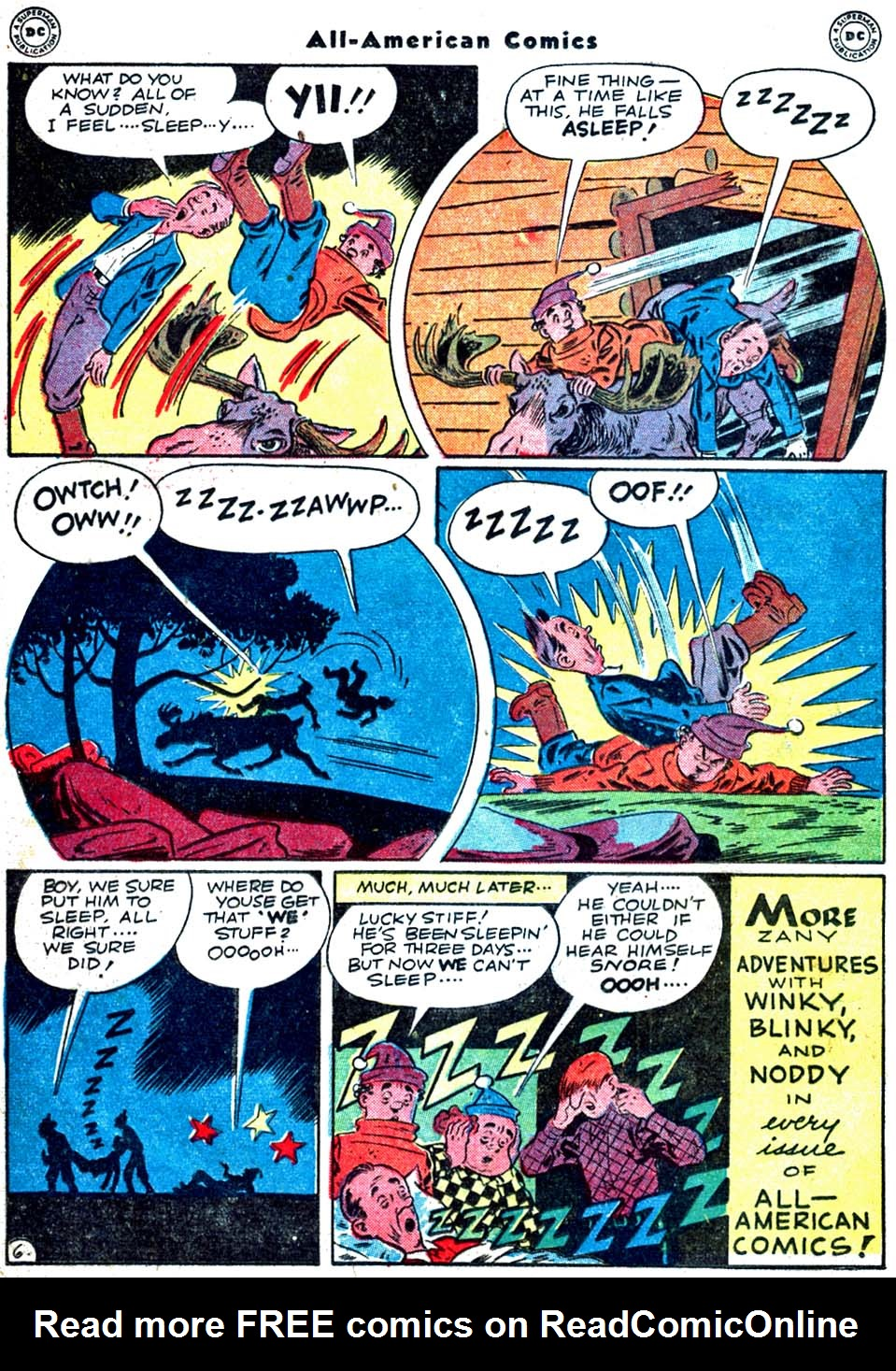 Read online All-American Comics (1939) comic -  Issue #78 - 22