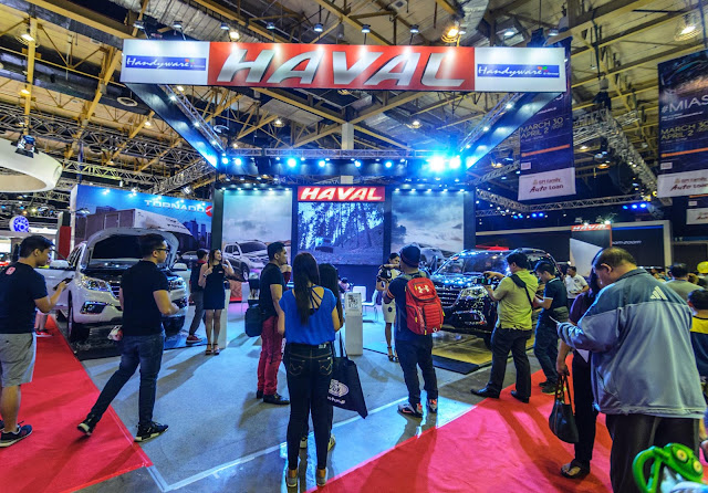 #Haval Manila International Car Show 2017 World Trade Center Philippines #mias2017