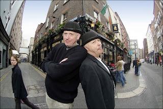 Blog 'lugares de memória - Matéria sobre Dublin - Foto Divulgação