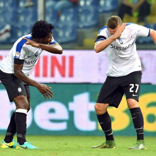 Atalanta sofre a segunda derrota em dois jogos no italiano
