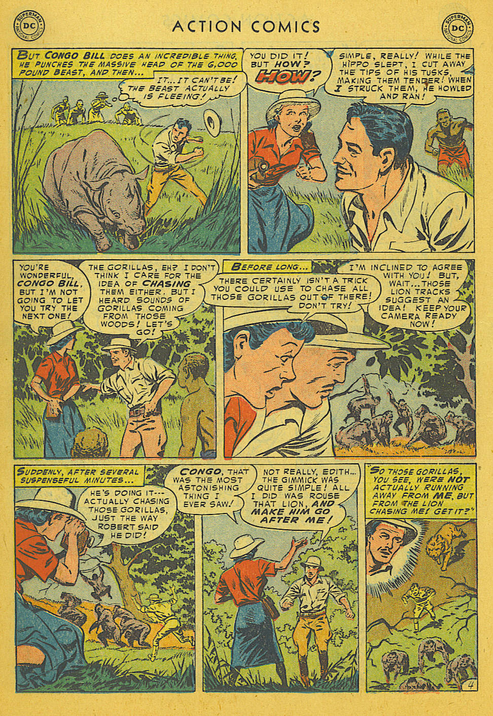 Read online Action Comics (1938) comic -  Issue #186 - 18