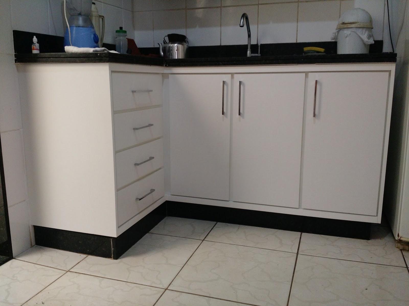 #474355 Idealize Marcenaria Armário de cozinha em