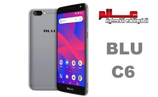 مواصفات و مميزات هاتف بلو BLU C6