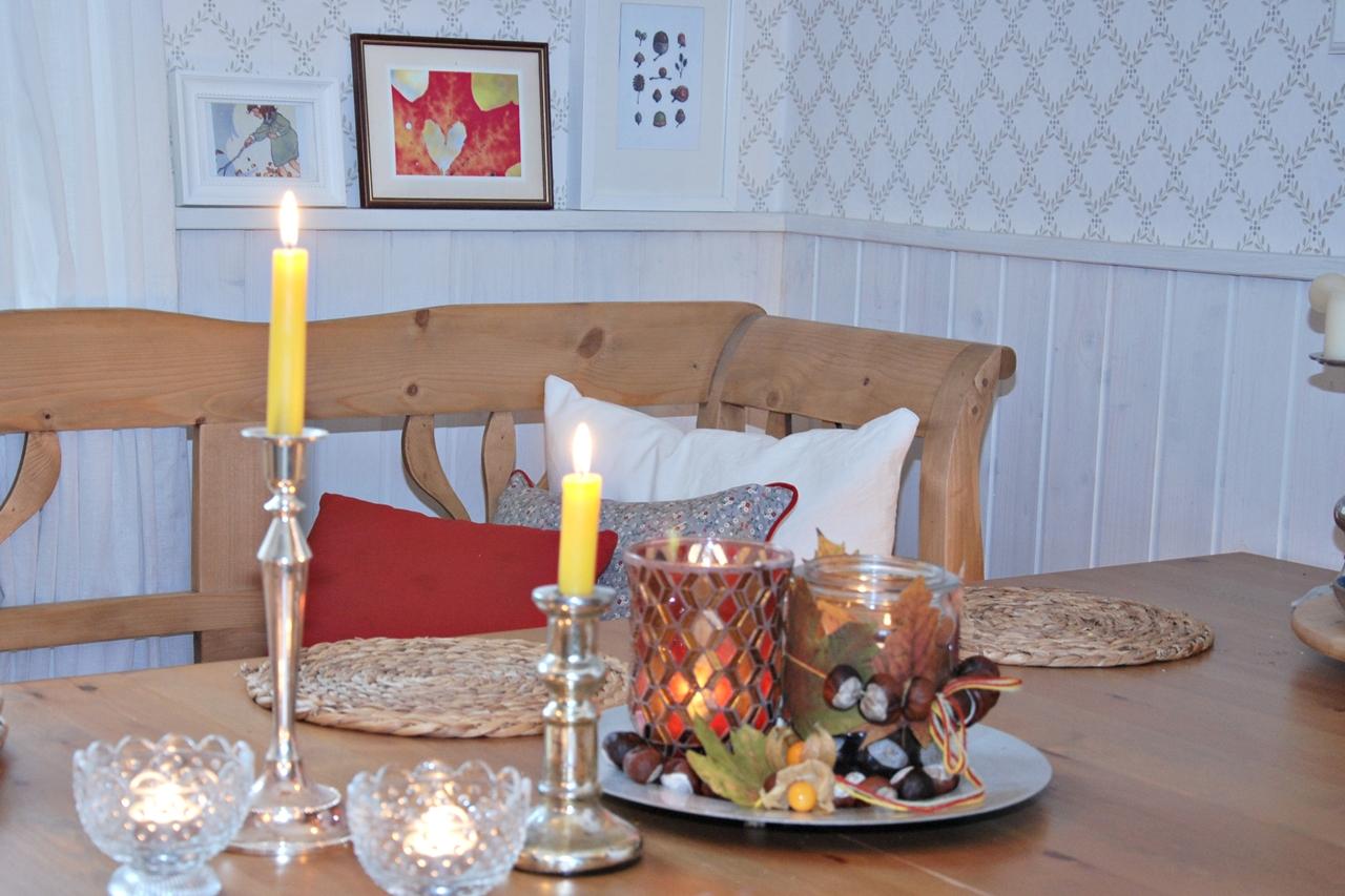 basteln mit kindern einfaches herbstwindlicht wolkje. Black Bedroom Furniture Sets. Home Design Ideas