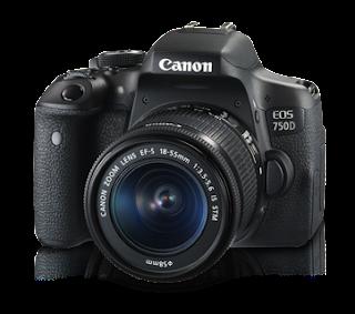 Kredit Canon EOS 750D - Promo Canon EOS 750D ini dapat di kredit dengan cara Cicilan Canon EOS 750D Tanpa Kartu Kredit baik itu Kredit Canon EOS 750D dengan DP atau Kredit Canon EOS 750D Tanpa DP*