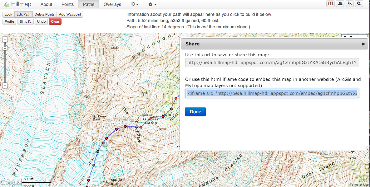 Free the Hills: Embed an interactive topo map in your blog Map Iframe Embed Code on xml code, time code, embed code, twitter code, em code, map code, json code, area code, silverlight code, style code, java code, mii code, jquery code,