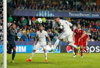 Севилья – Реал Мадрид прямая трансляция 26/09 в 23:00