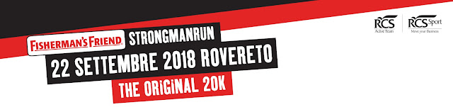 Fisherman's Friend StrongmanRun 2018 - Rovereto
