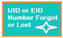 UID or EID Forgot or Lost