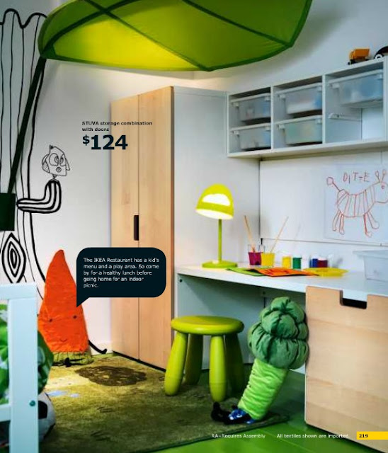 Ikea 2013 Kids Room Inspiration