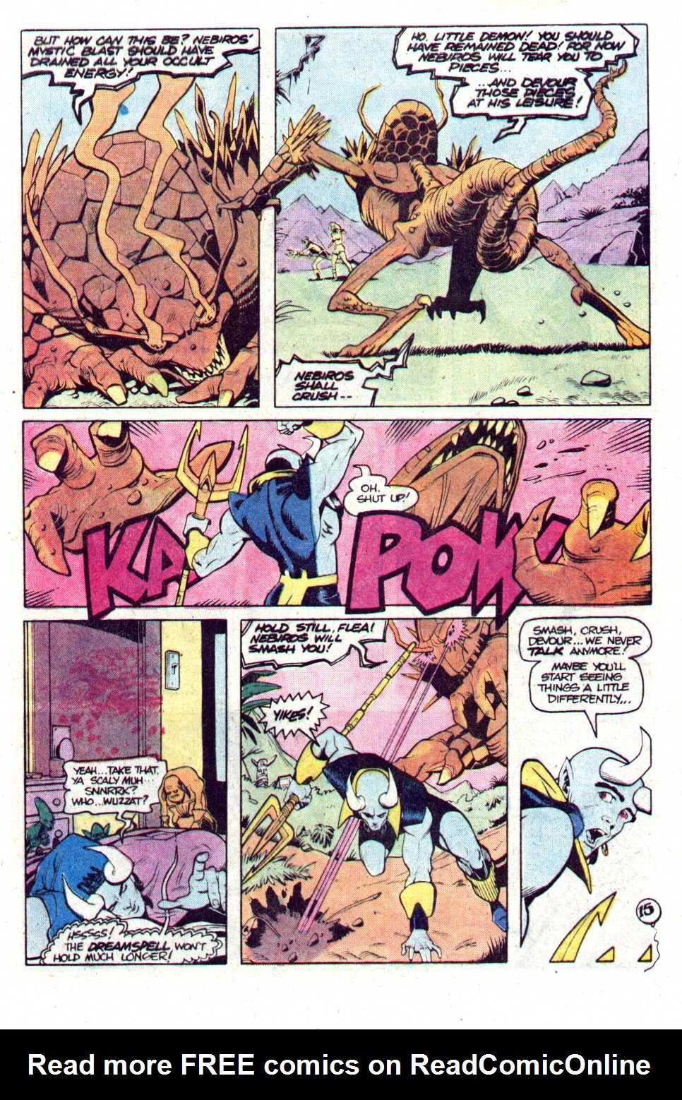 Read online Secret Origins (1986) comic -  Issue #24 - 16
