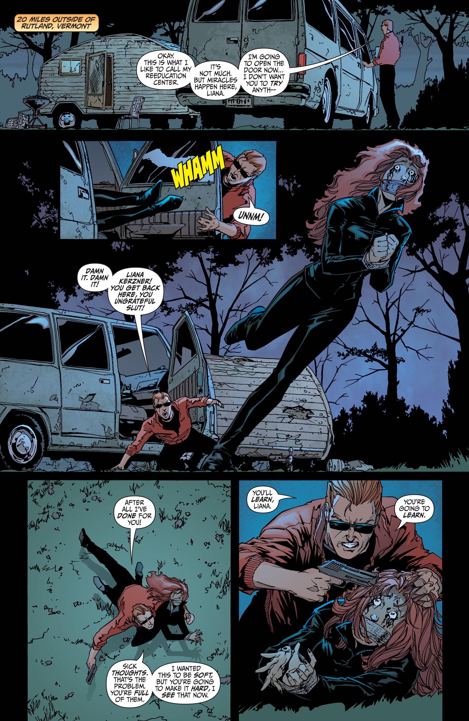 Read online Secret Six (2008) comic -  Issue #32 - 10