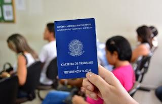 Paraíba gera 1.353 empregos com carteira assinada em julho