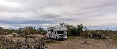 The Southwestern Sojourn - Days 37 - 42: Sun City and back on the road.