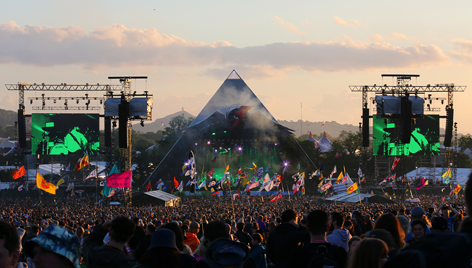 glastonbury | All the action from the casino floor: news, views and more